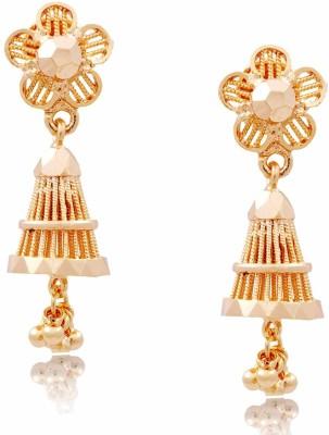 Jewbang Hyderabadi Traditional Style Alloy Jhumki Earring