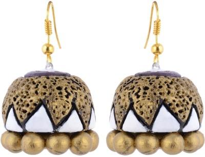 I Made It Jewellery Terracotta Dangle Earring
