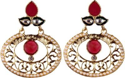 Tatva R1801 Alloy Chandbali Earring