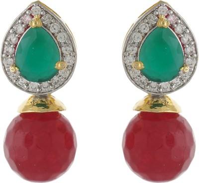 Jewel Planet Beautiful Beads Alloy Stud Earring