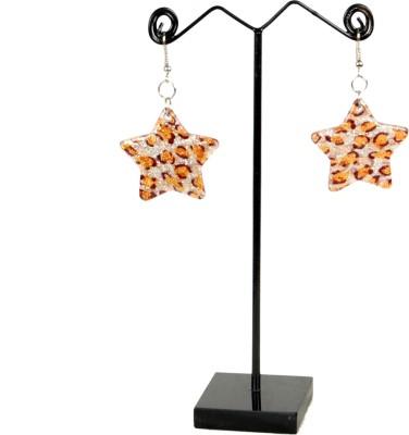 FreshMe Fashion Jewellery Pretty Good Glass Dangle Earring