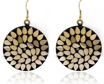 Spanishtree WER-04 Stone Dangle Earring