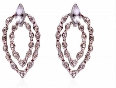 Trendy Baubles Metal Stud Earring