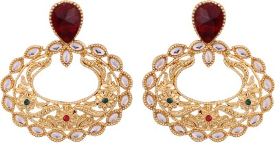 Vendee Fashion Modish designs Alloy Chandelier Earring