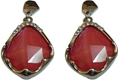 NM Products Roman Red Copper Drop Earring