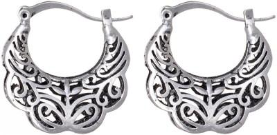 Arsya Jewellery Rich Look Alloy Hoop Earring