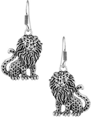 D&D Lion Attitude And Style Alloy Dangle Earring