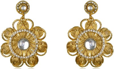 Raga Jewels Alloy Drop Earring