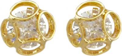 GB Jewellery Western Design Alloy Stud Earring