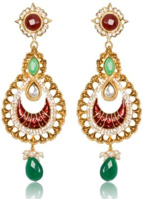 Subh Alloy Chandbali Earring