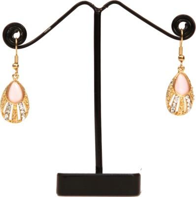 Hanishka Alloy Dangle Earring