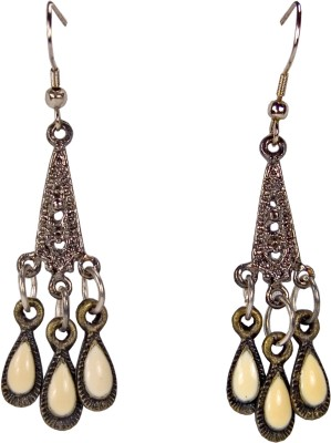 Retaaz Mignon Ardour Junk Metal Dangle Earring