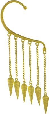 SPARSH DESIGNER Metal Clip-on Earring