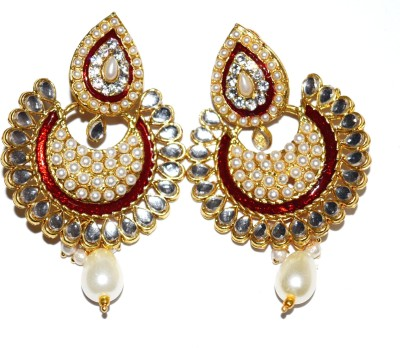 Neelam Fashions and Accessories neel7008 Alloy Chandbali Earring