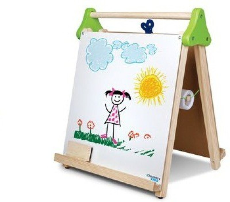 Discovery Kids Wooden Multiple Purpose Easel(Mini)