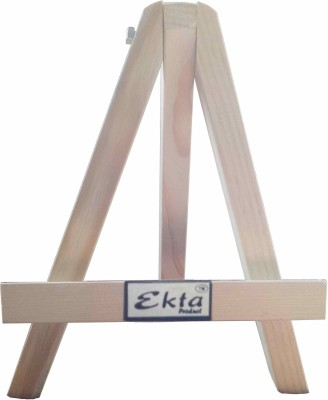 Ekta Product Wooden A-Frame Easel(Mini)