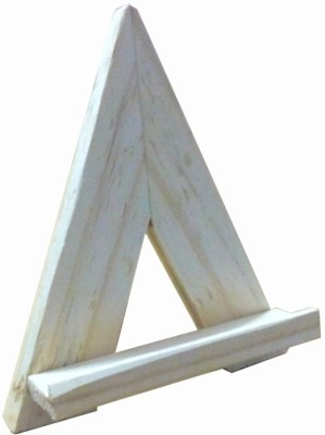 EASCAN ART Wooden Tripod Easel(Display)