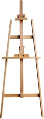Chrome Wooden Multiple Purpose Easel(Studio, Display)