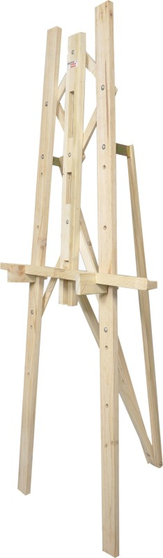 Masterwood Wooden Multiple Purpose Easel(Display, Studio)