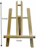 Ekta Product Wooden H-Frame Easel (Displ...