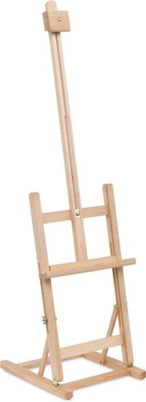 Masterwood Wooden H-Frame Easel(Studio, Display)