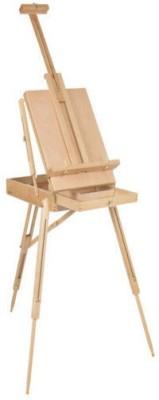 Brustro Wooden Tripod Easel(Studio)