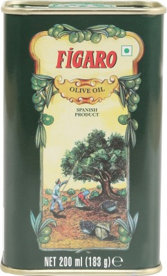 Figaro Pure Olive Oil 200 ml(Pack of 1)