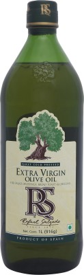 RS Extra Virgin Olive Oil 1 L(Pack of 1)