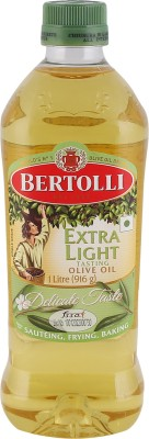 Bertolli Extra Light Olive Oil 1 L(Pack of 1)