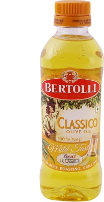 Bertolli Pure Olive Oil 500 ml(Pack of 1)