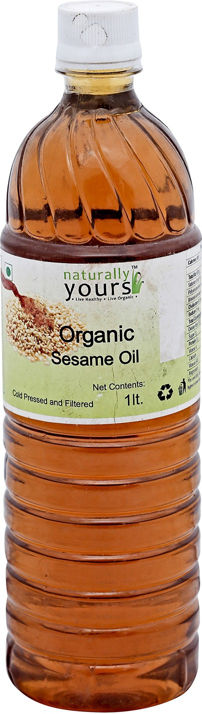 Naturally Yours Sesame Oil 1 L