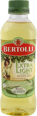 Bertolli Extra Light Olive Oil 500 ml(Pack of 1)