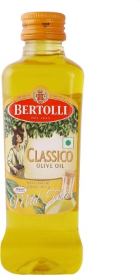Bertolli Pure Olive Oil 200 ml(Pack of 1)