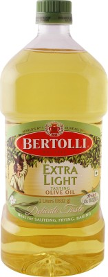 Bertolli Extra Light Olive Oil 2 L(Pack of 1)