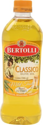 Bertolli Pure Olive Oil 1 L(Pack of 1)