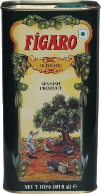 Figaro Pure Olive Oil 1 L(Pack of 1)