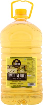 Disano Extra Light Olive Oil 5 L(Pack of 1)