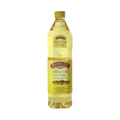 Borges Extra Light Olive Oil 1 L(Pack of 1)