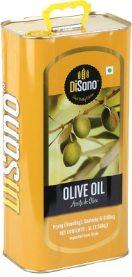Disano Pure Olive Oil 5 L(Pack of 1)