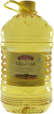 Borges Extra Light Olive Oil 5 L(Pack of 1)