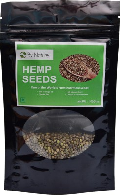 By Nature Hemp Seeds (Pack of 1)