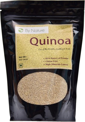 By Nature Quinoa(500 g Pack of 1)