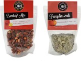 Nutty Gritties Seeds & Snacks Combo (240...