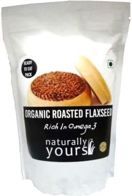 Naturally Yours Organic Roasted Flaxseed
