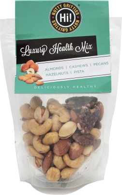 Nutty Gritties Organic Luxury Health Mix(120 g Pack of 1)