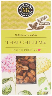 Nutty Gritties Thai Chilli Mix(200 g Pack of 1)