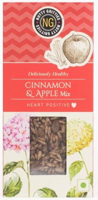 Nutty Gritties Cinnamon & Apple Mix(200 g Pack of 1)