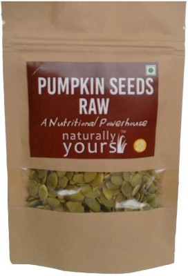 Naturally Yours Raw Pumpkin Seed(50 g Pack of 1)