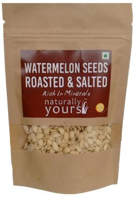 Naturally Yours Roasted and Salted Watermelon Seeds(250 g Pack of 5)