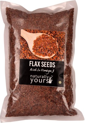 Naturally Yours Organic Flax seed